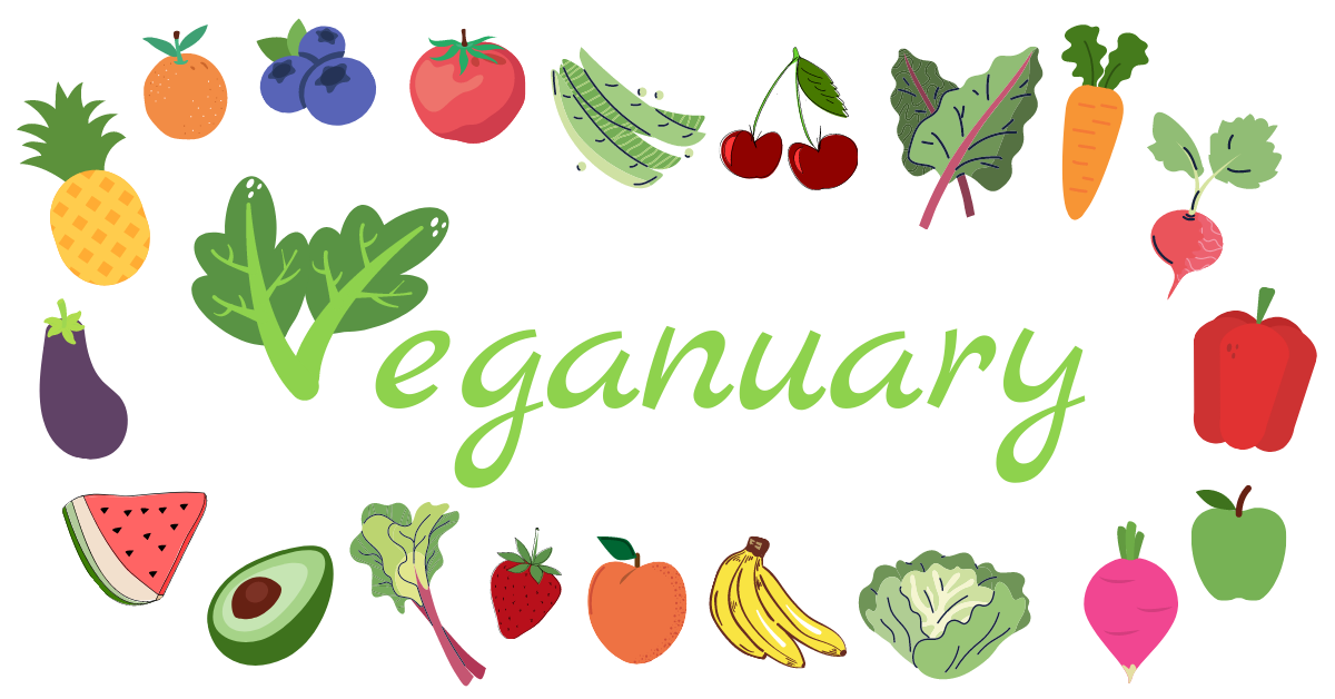 You are currently viewing Veganuary – vegan einfach mal ausprobieren